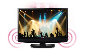 "Jual Monitor LED TV 24"" LG 24MT44"