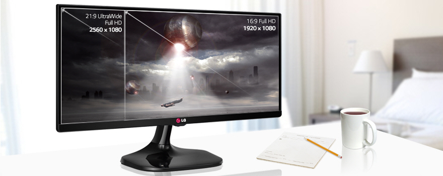 Jual Monitor LED 25? LG Ultrawide 25UM65