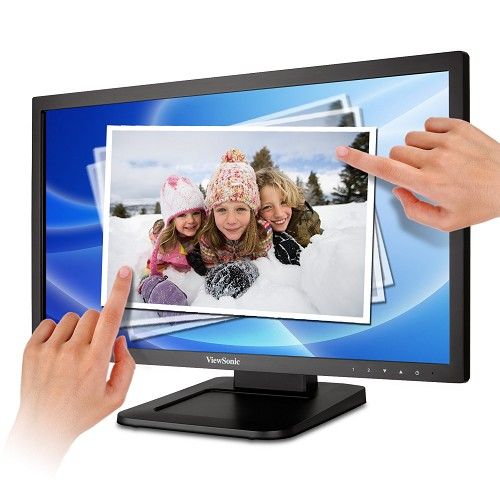 Jual Monitor Viewsonic 21,5? TD2220 Wide Touch