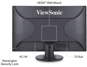 Jual Monitor LED Viewsonic 20? VA2046a