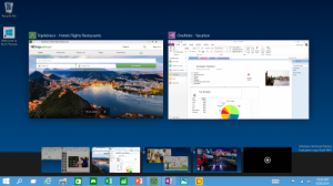 Multi Tasking pada Windows 10